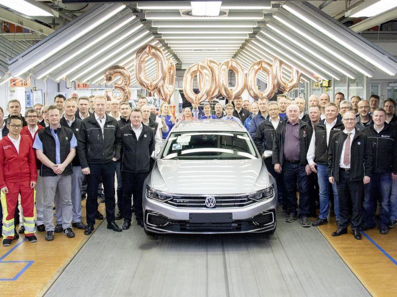 폭스바겐 파사트, 전세계 중형차 중 최초로 누적 생산량 3천만대 돌파