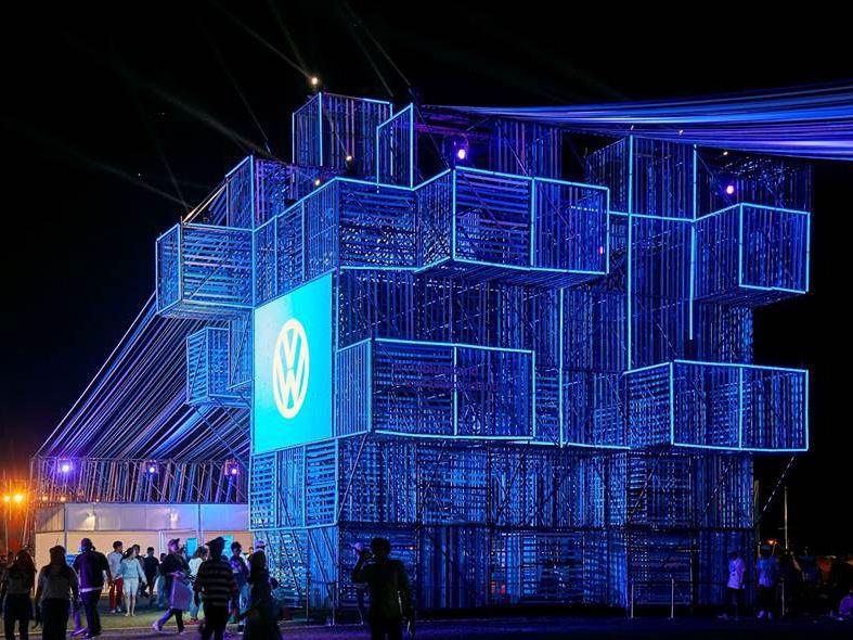 폭스바겐코리아, '레인보우 뮤직 & 캠핑 페스티벌 2019' 공식 스폰서로 참여 및 소셜미디어 티켓 이벤트 실시