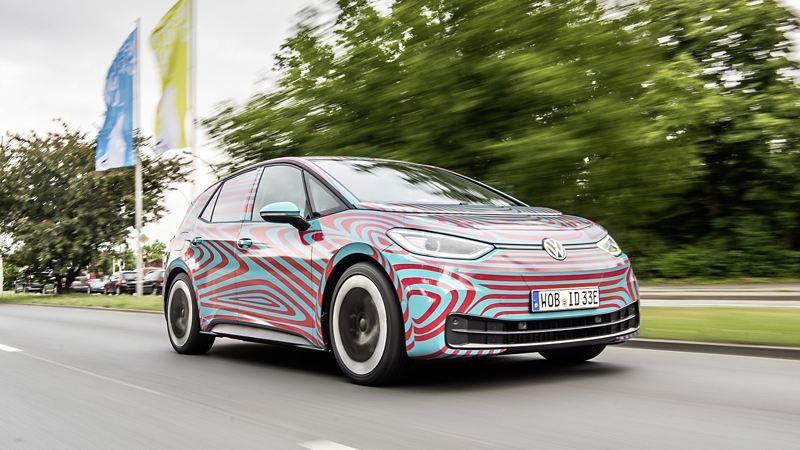 폭스바겐, 2019 프랑크푸르트 모터쇼 참가개요