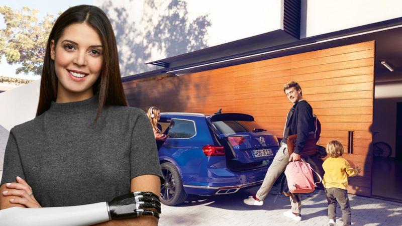 Volkswagen für Menschen mit Handicap – Der Passat Variant