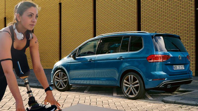 Volkswagen für Menschen mit Handicap – Der Touran