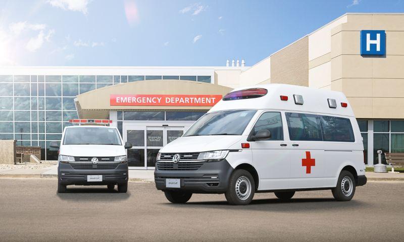 福斯商旅為台灣救護車領導品牌的示意圖