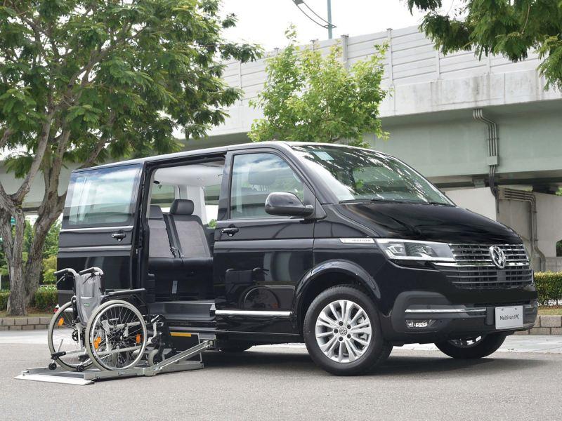 T6.1 Multivan福祉車系