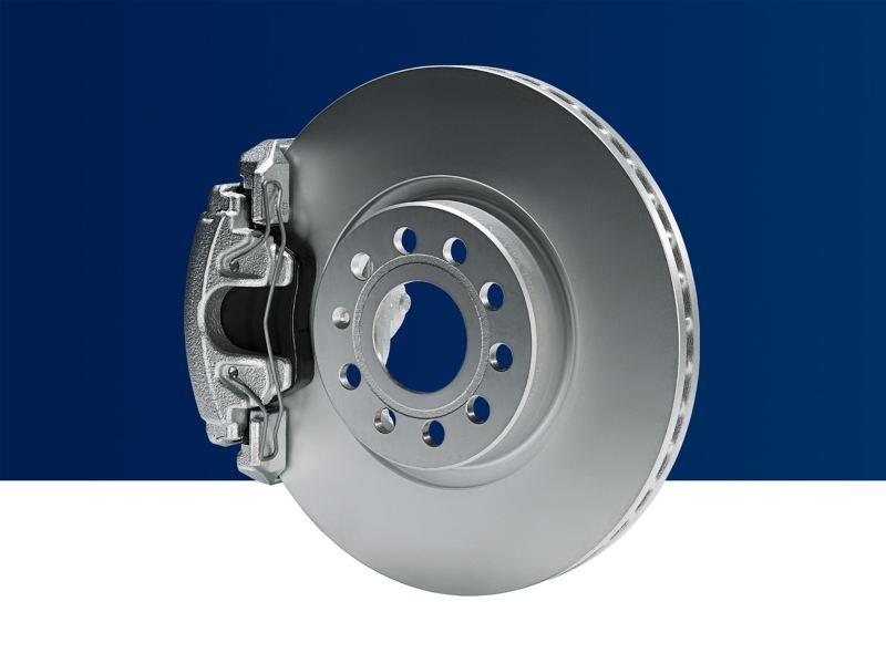 Volkswagen Genuine Brake with braking standard ECE-R90