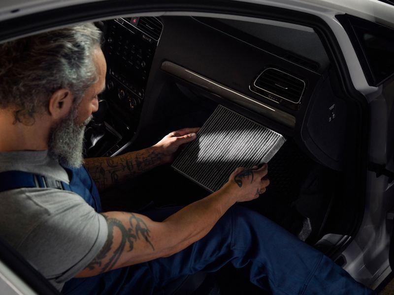 Volkswagen Genuine Air Filter