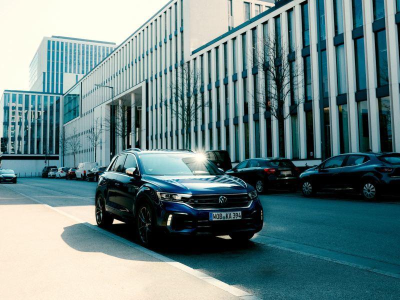 Frontale Suv Volkswagen