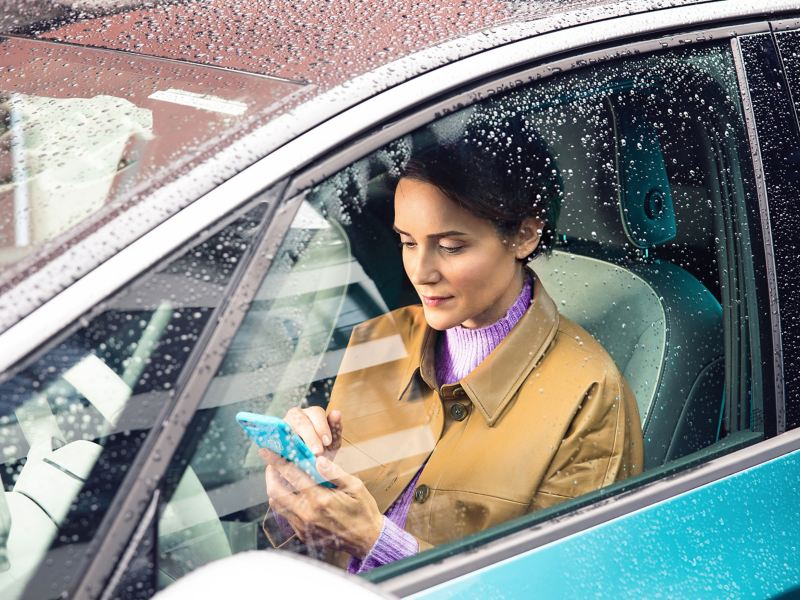 Pomoc przez SMS – Volkswagen Roadside Assistance Service