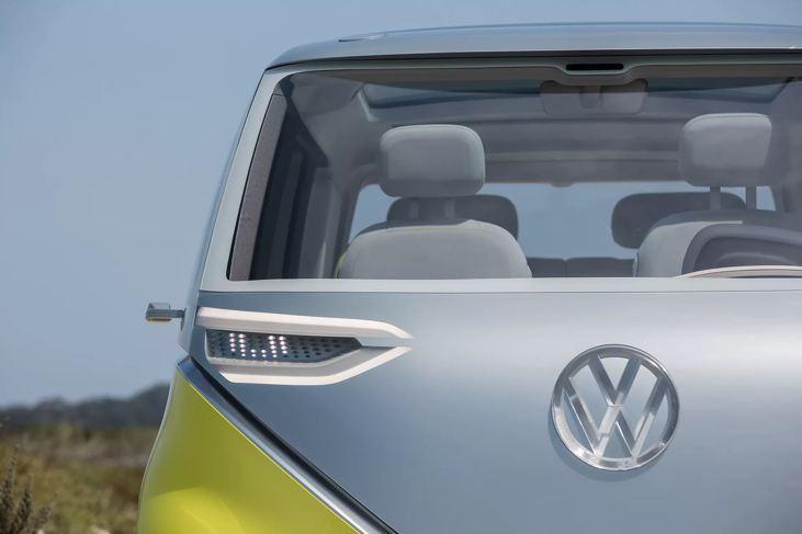ID. Buzz, auto eléctrico con plataforma MEB de Volkswagen