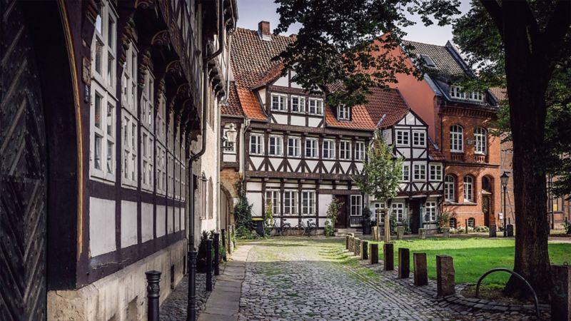 Bewerbung für Braunschweig