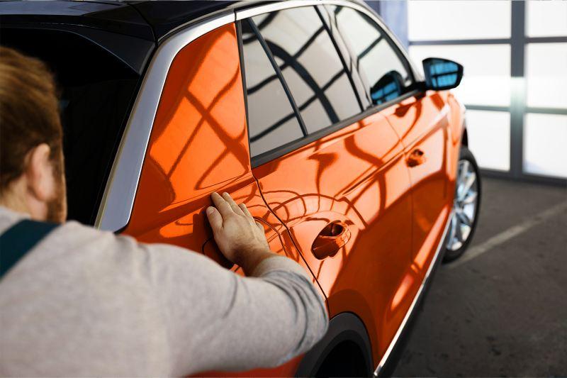Volkswagen Professional Body Repair & Paintwork Service