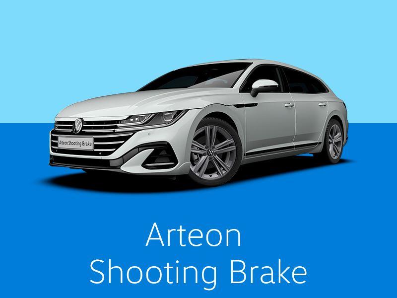 Arteon Shooting Brake