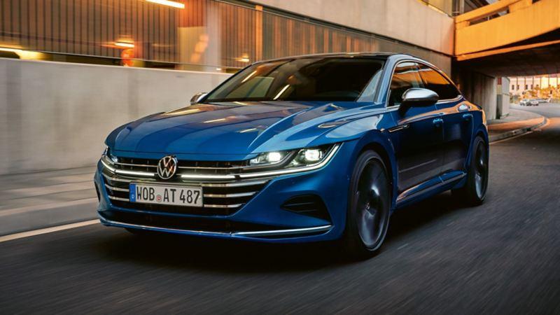 Volkswagen Arteon fyrhjulsdriven