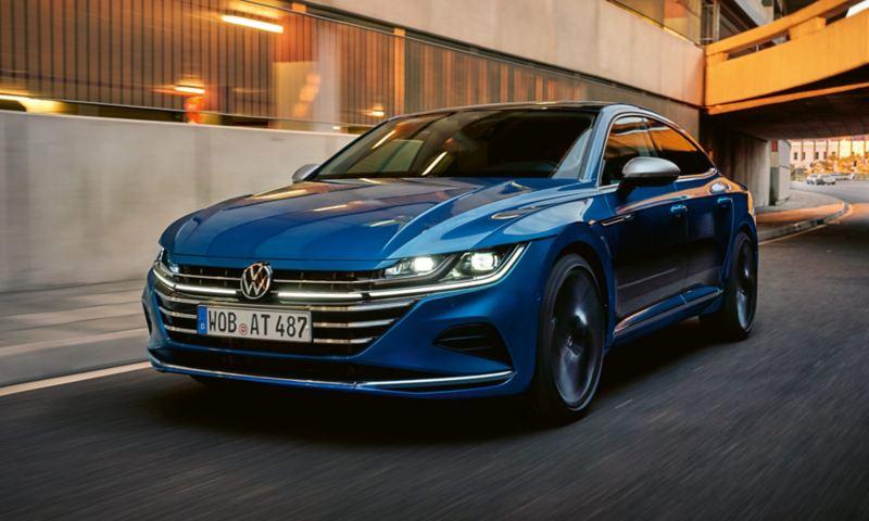 Nya Volkswagen Arteon
