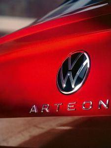 Arteon Shooting Brake Namenszug am Heck