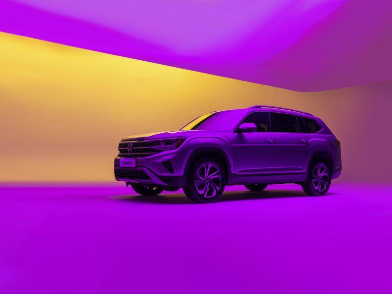 Volkswagen Certified Used cars hero image clean