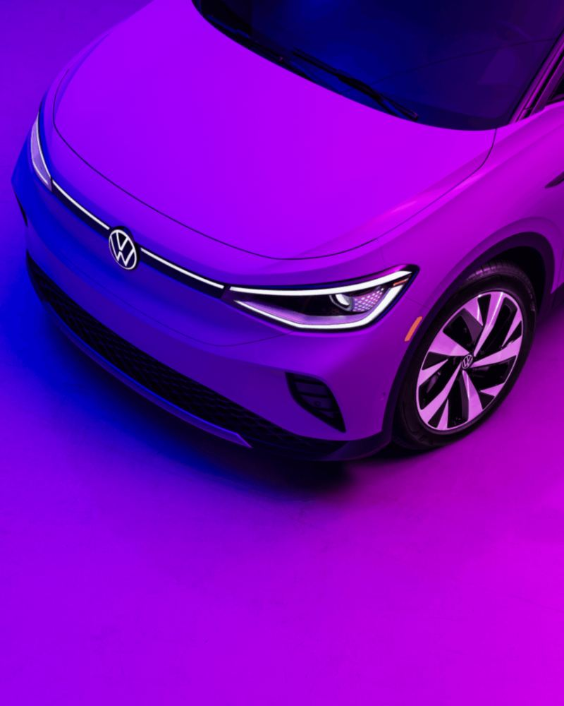 Volkswagen ID.4 – View from the top, link out to VW ID4 overview page