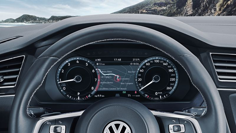 Active Info Display - Volkswagen do Brasil