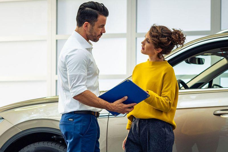 Volkswagen Regular Maintenance Service