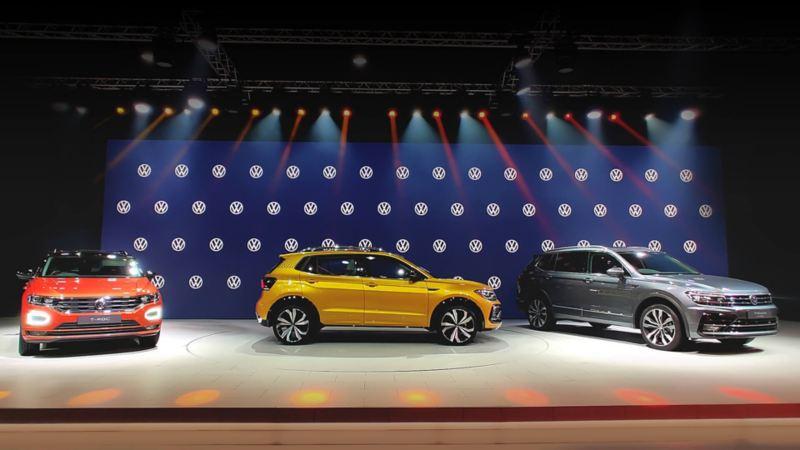 Auto Expo Live SUVW