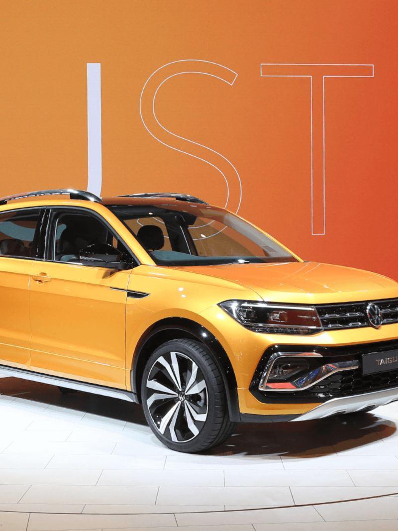 NEW TAIGUN AUTO EXPO 2020