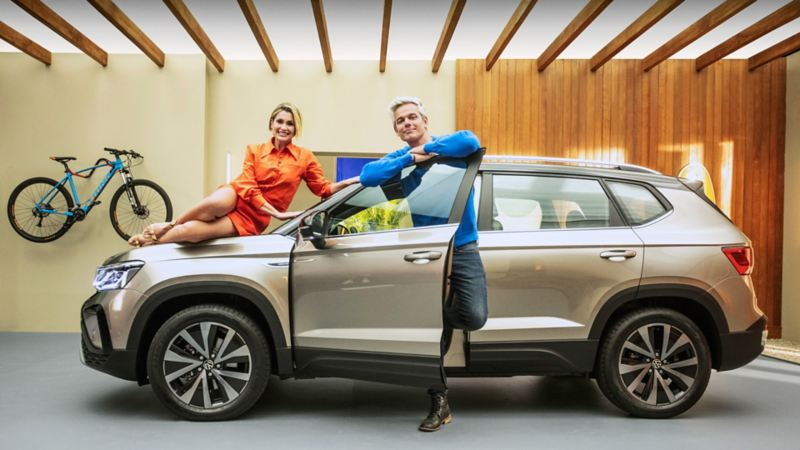 Volkswagen Taos Pre Venda