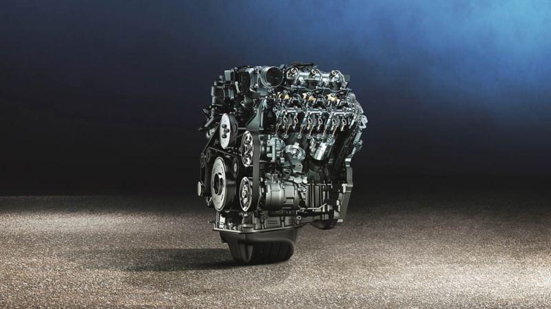 Motor 258 cv