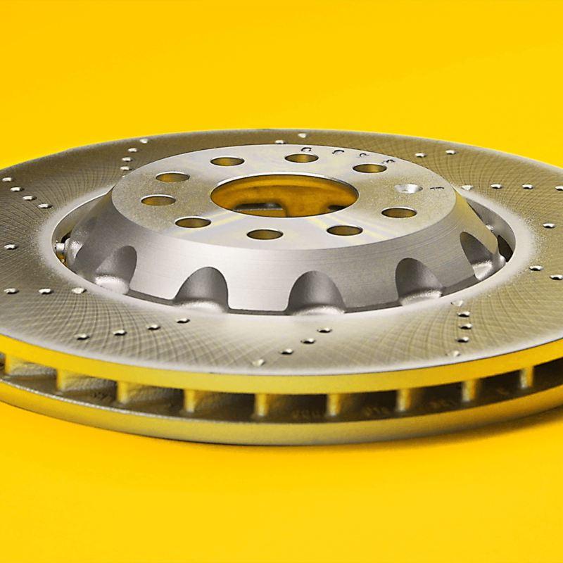 Plaquettes et disques de frein