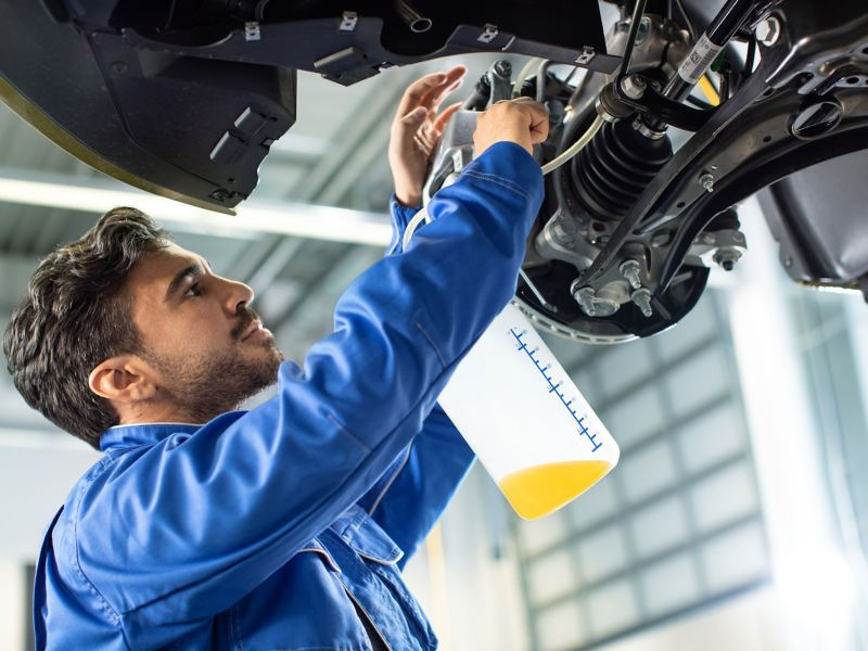 Volkswagen Genuine Brake Fluid