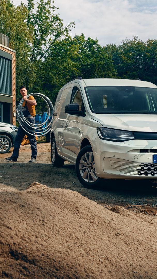Volkswagen Caddy Cargo Roadshow
