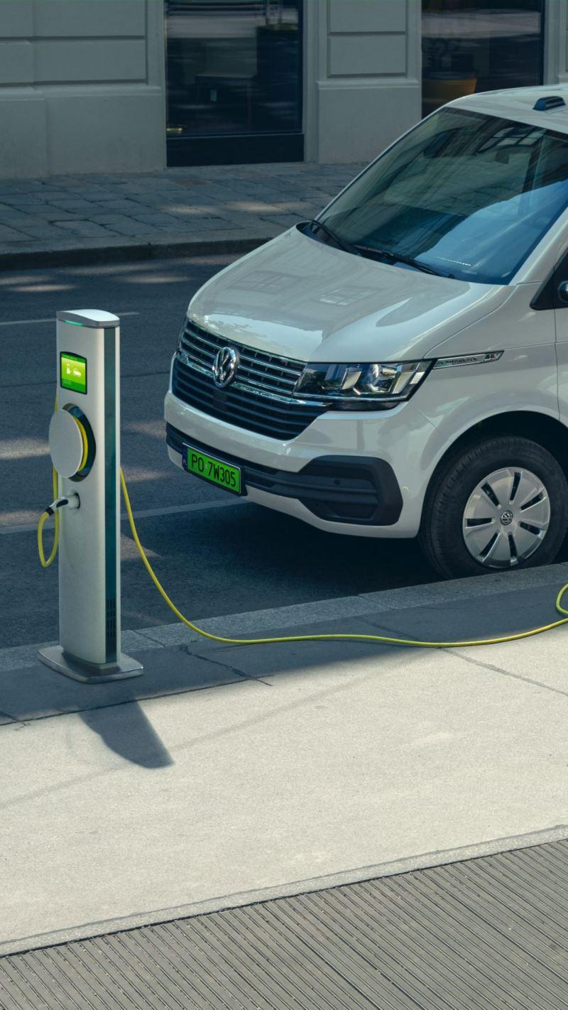 Elektryczny VW
