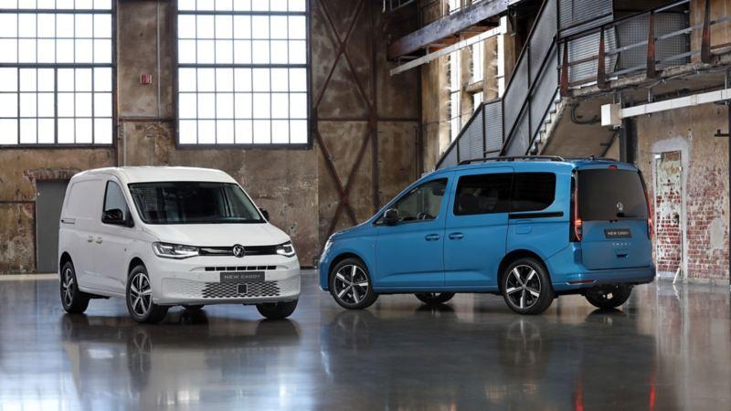 VW Volkswagen Caddy varebil