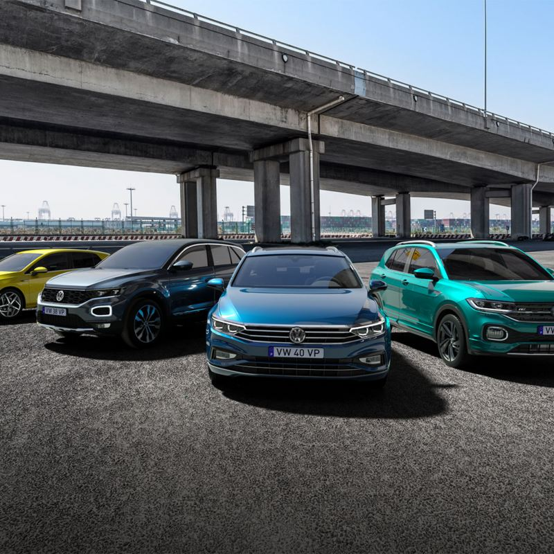 Campanha VW Irresistíveis setembro 2021