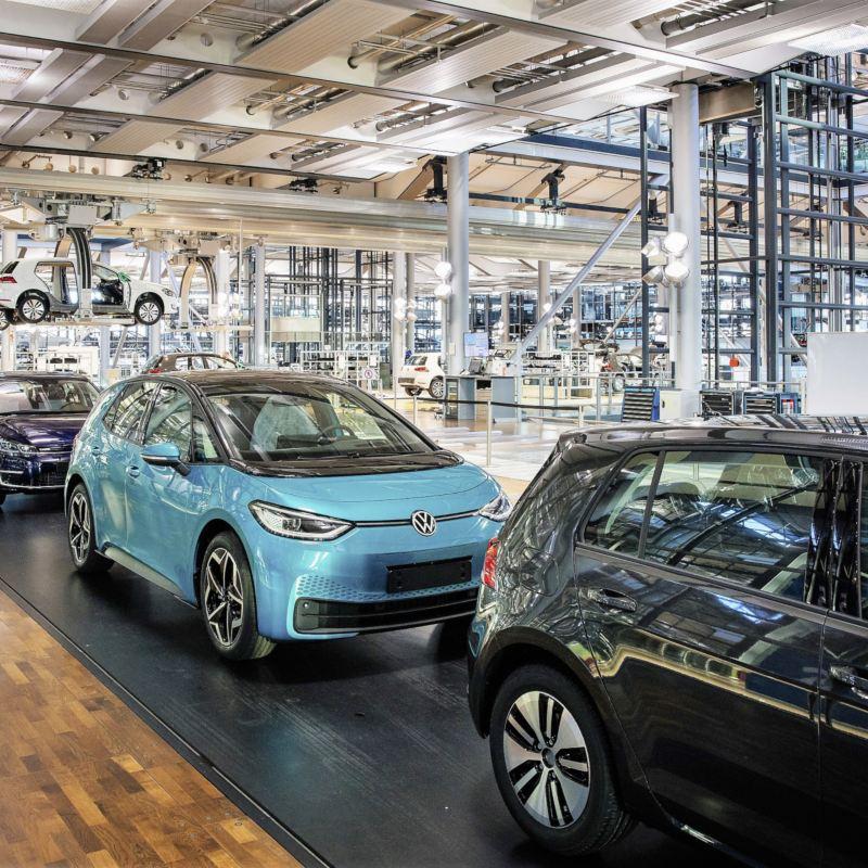 Koniec ery e-Golfa: Volkswagen przystosowuje Szklaną Manufakturę w Dreźnie do produkcji modelu ID.3
