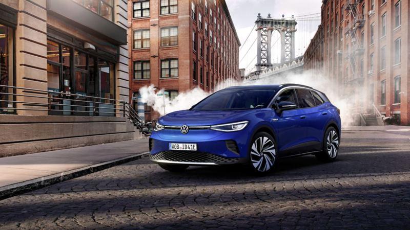 Volkswagen ID.4 zdobywa tytuł World Car of the Year 2021