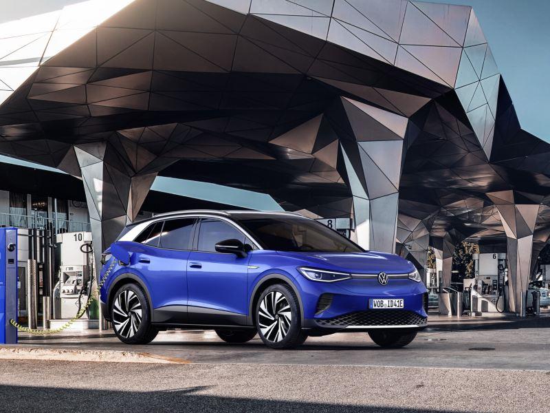 Volkswagen ID.4 w wersji specjalnej 1ST już dostępny do zamawiania w Polsce