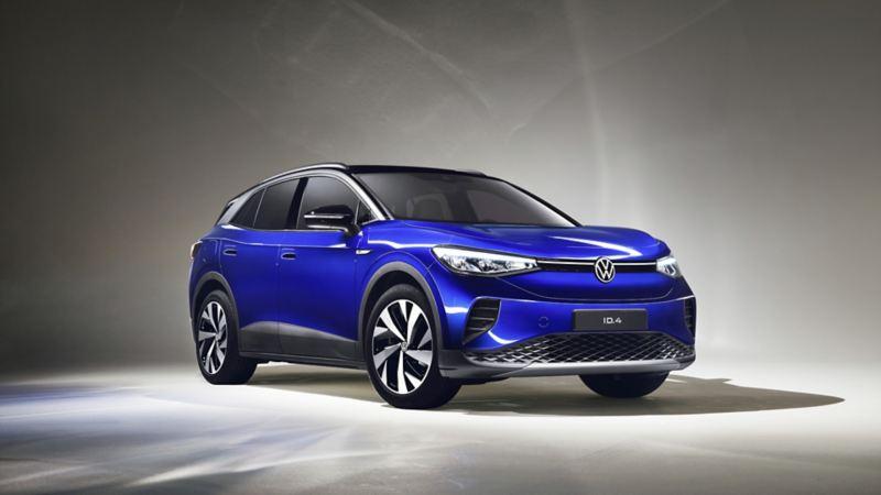 Volkswagen ID4 uzyskał najwyższą ocenę pięć gwiazdek w teście bezpieczeństwa Euro NCAP