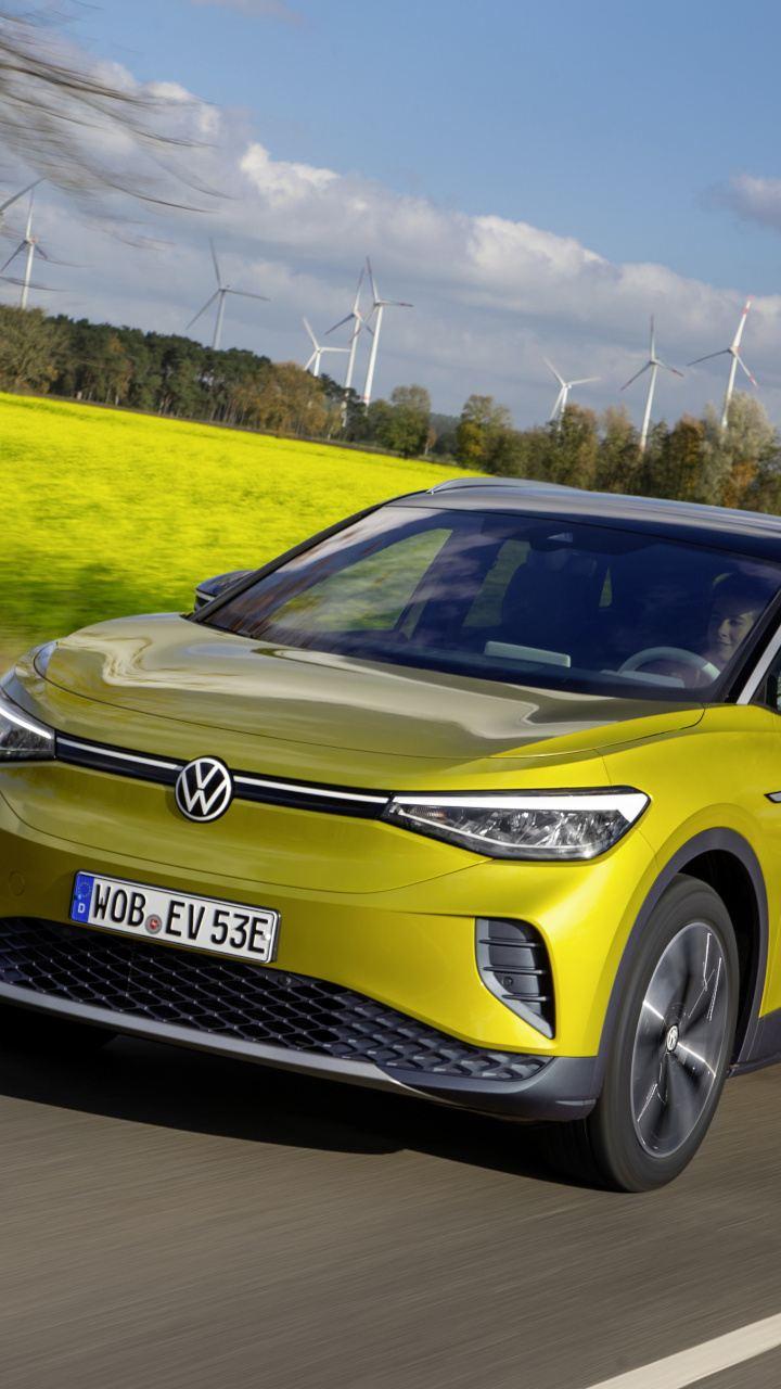 Volkswagen ID.4 oferuje inteligentną rekuperację