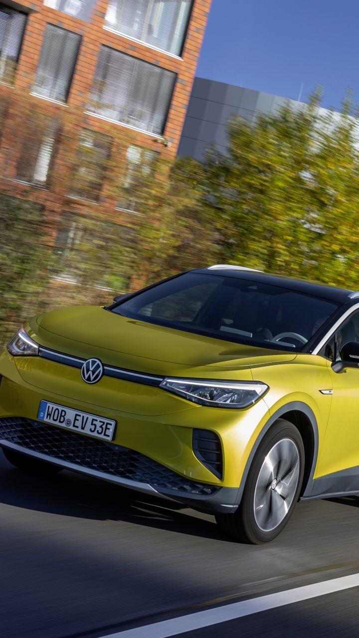 Volkswagen ID.4 już dostępny do zamawiania: elektryczny SUV już od 156 390 złotych