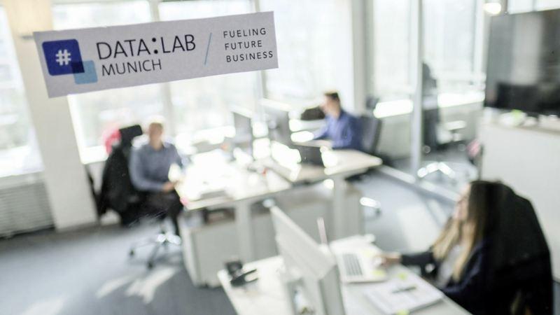 Data Lab w Monachium