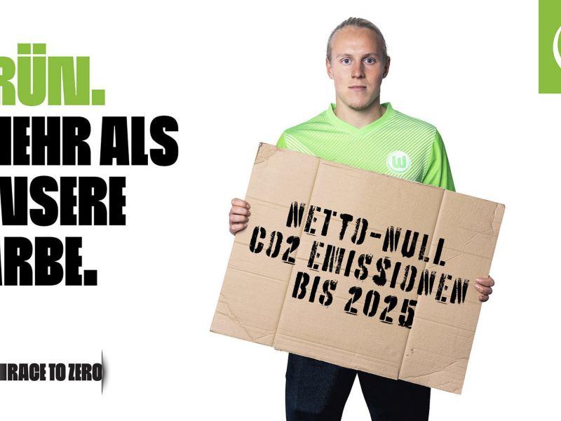 Klub piłkarski VfL Wolfsburg angażuje się w ochronę klimatu