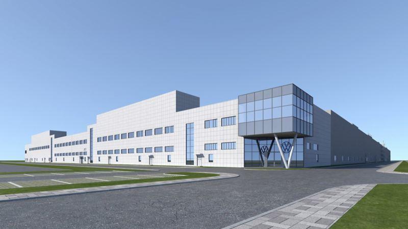 Rozpoczęto budowę nowej fabryki samochodów elektrycznych w Chinach