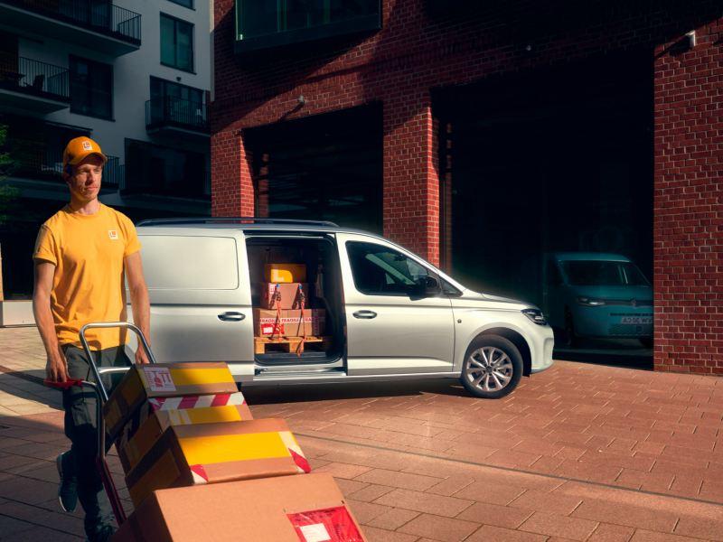 Campanha carrinha VW Caddy Cargo Maxi