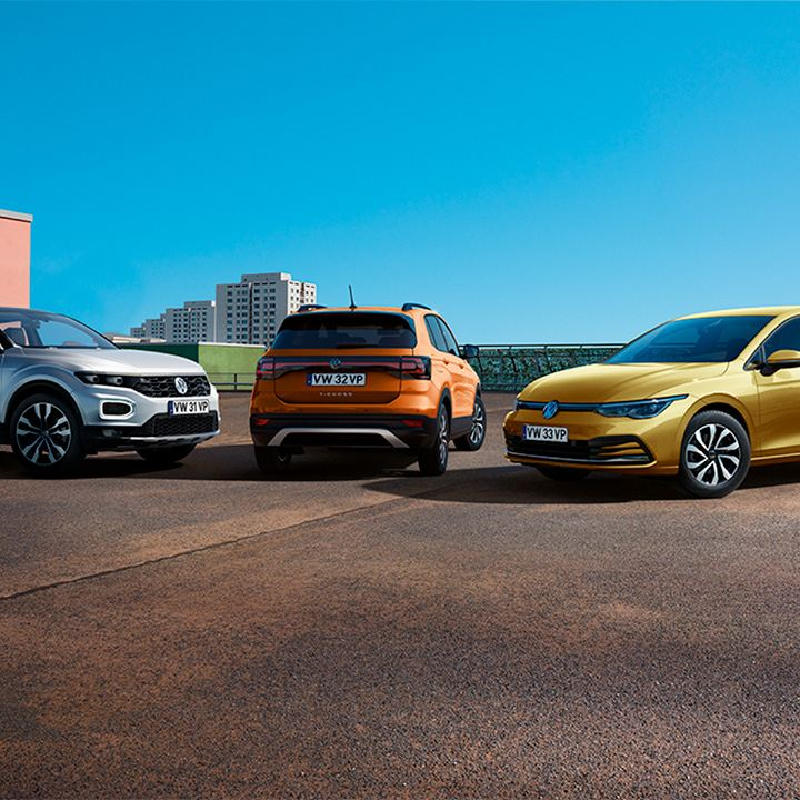 Campanha VW Irresistiveis