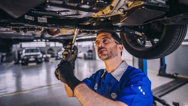 Dados de Alinhamento - Manual Volkswagen