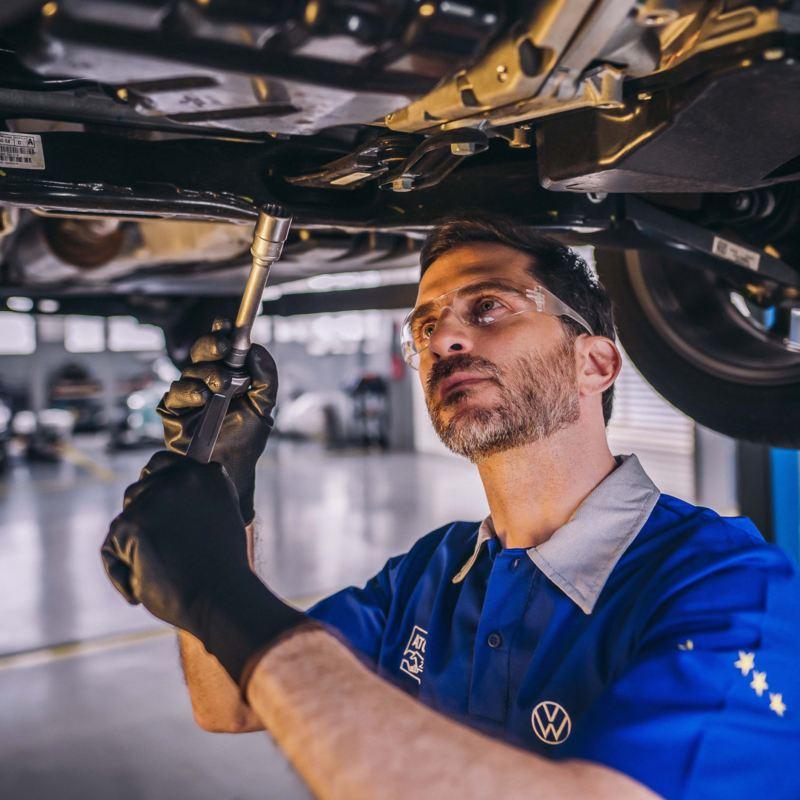 Serviços Volkswagen