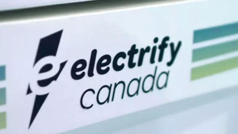 Electrify Canada's logo