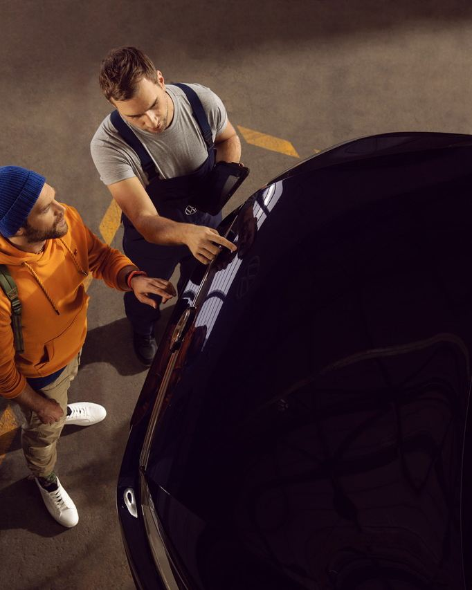 Bodywork and Paintwork Experts