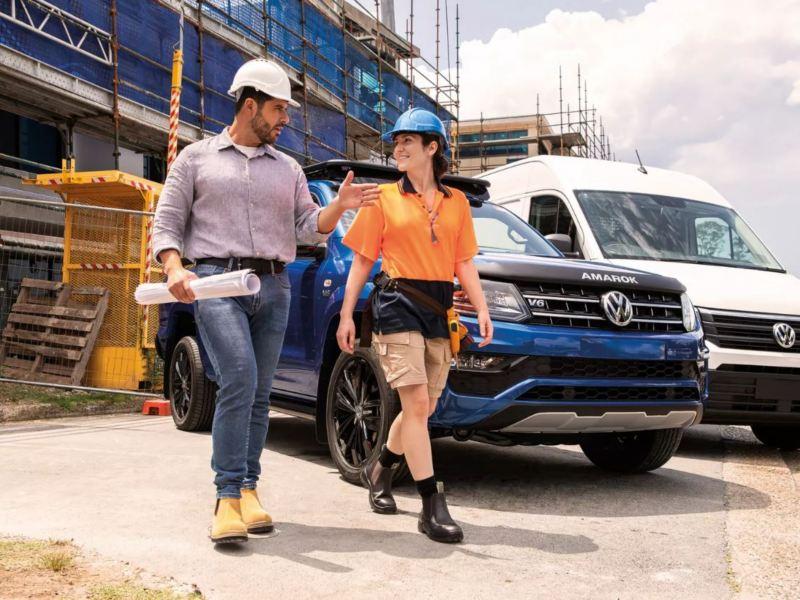 Fleet solutions. Volkswagen New Zealand.