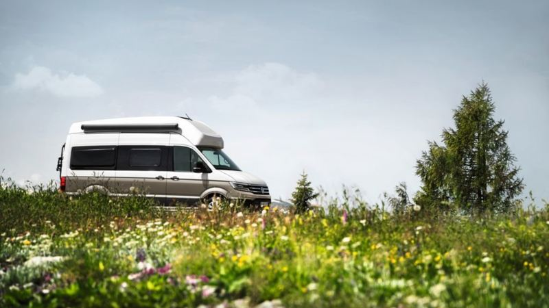 The Volkswagen Grand California
