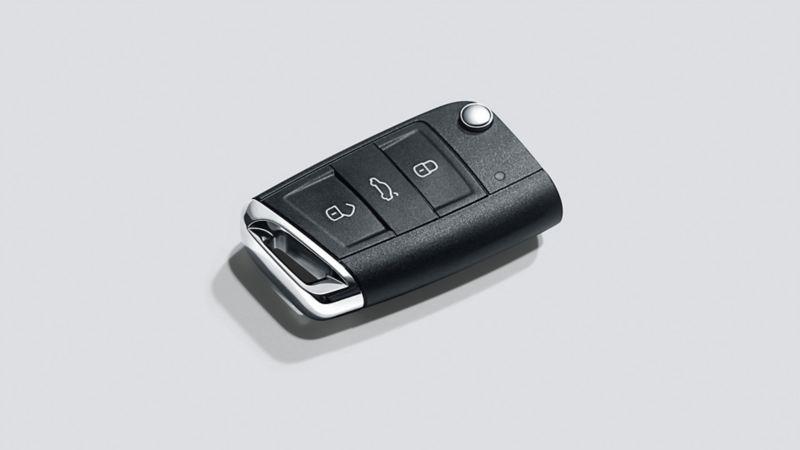 Zdjęcie kluczyka VW Golfa